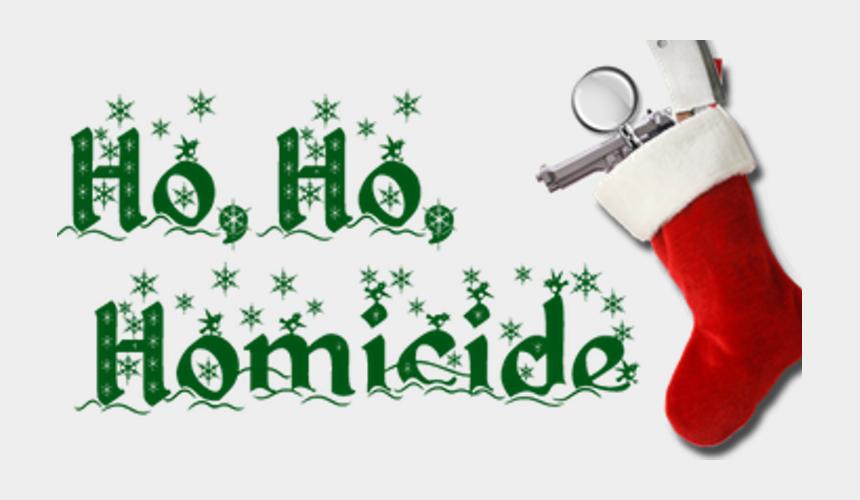 ho ho ho clip art, Cartoons - Mystery Clipart Mystery Dinner - Christmas Stocking