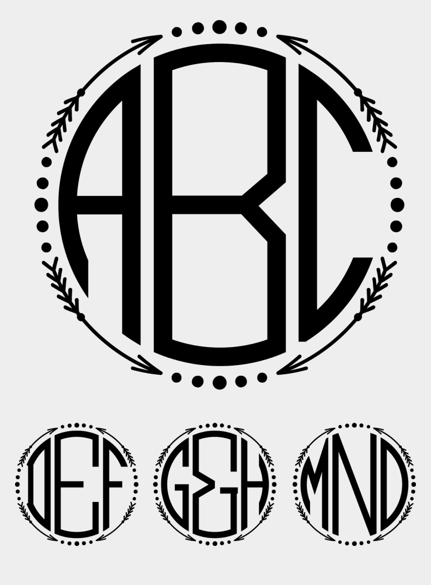 mason jar monogram clip art, Cartoons - Georgia Bulldog Svg Monogram Frames