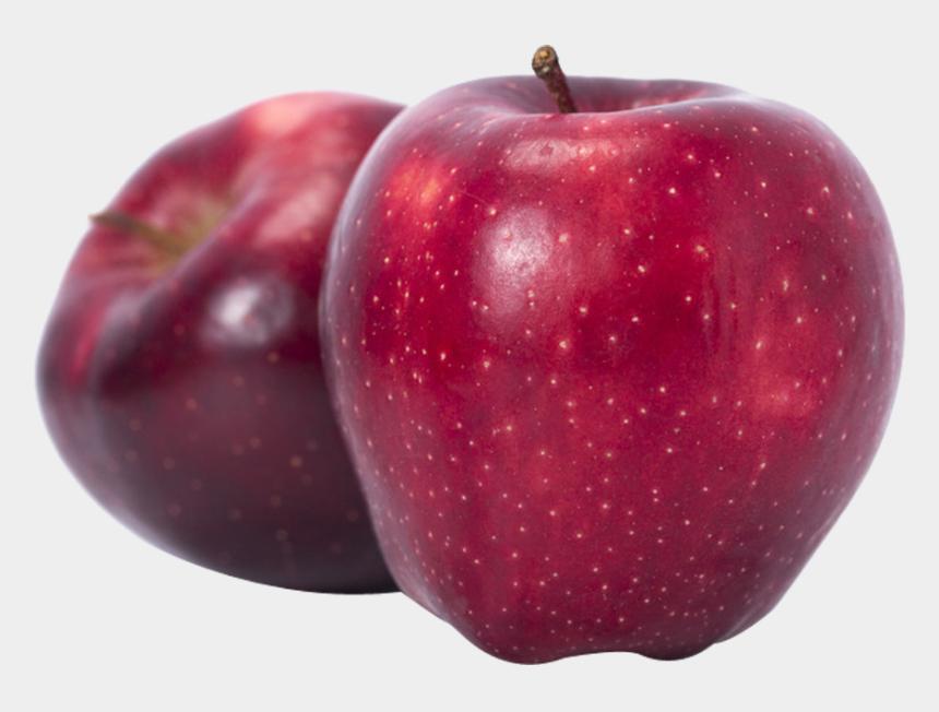 delicious clip art, Cartoons - Mcintosh Red Delicious Apple - Apple