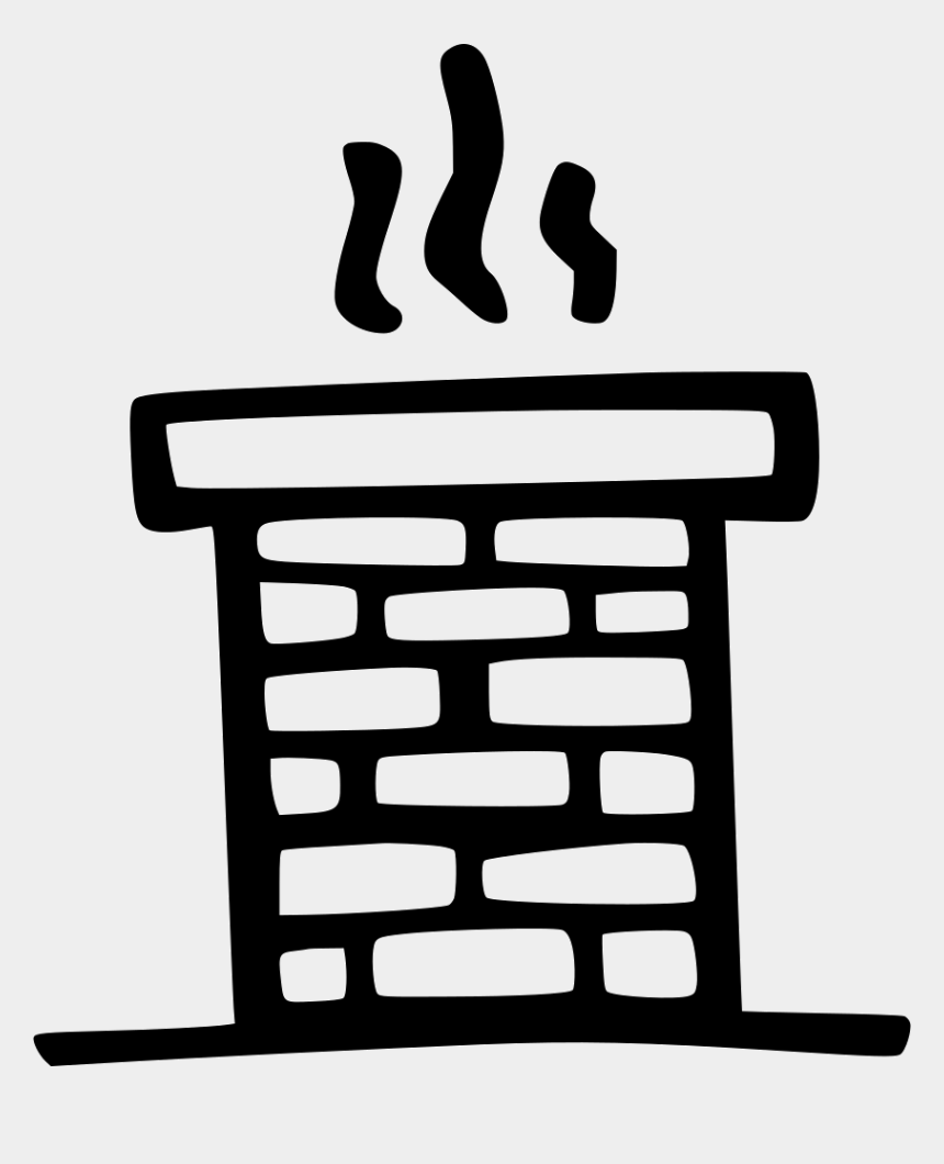 chimney clip art, Cartoons - Chimney - Chair Drawing Top View
