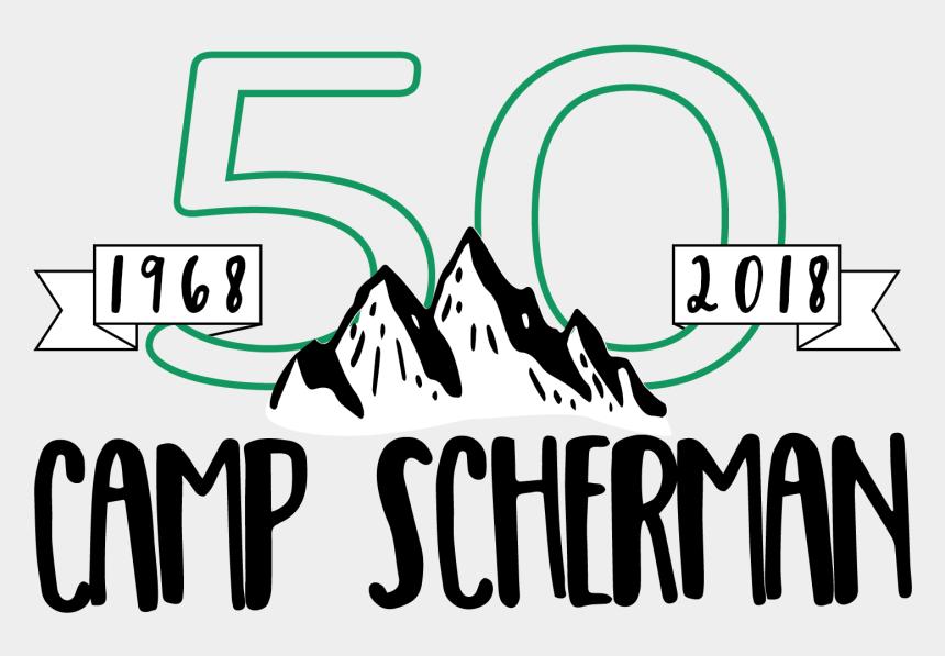girl scout trefoil clip art, Cartoons - Girl Scouts Of Orange County Camp Scherman Logo