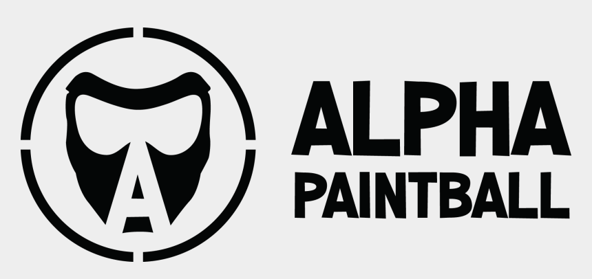 paintball clip art, Cartoons - Alpha Paintball - Graphic Design