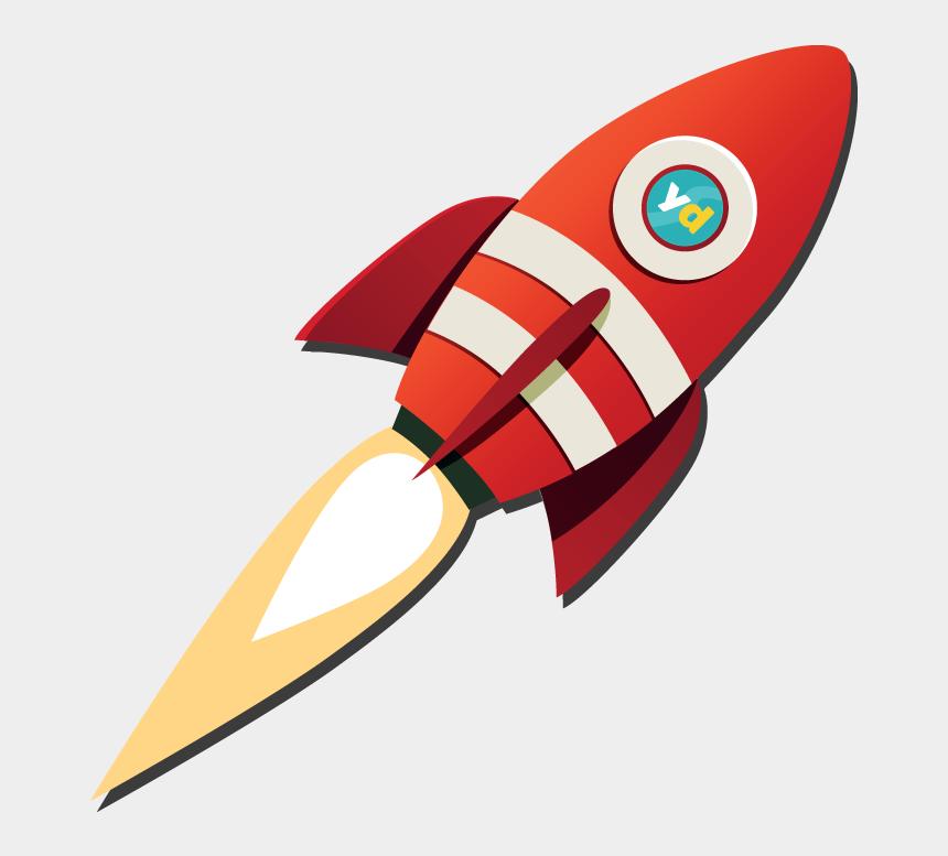 web design clip art, Cartoons - Transparent Background Rocket Gif