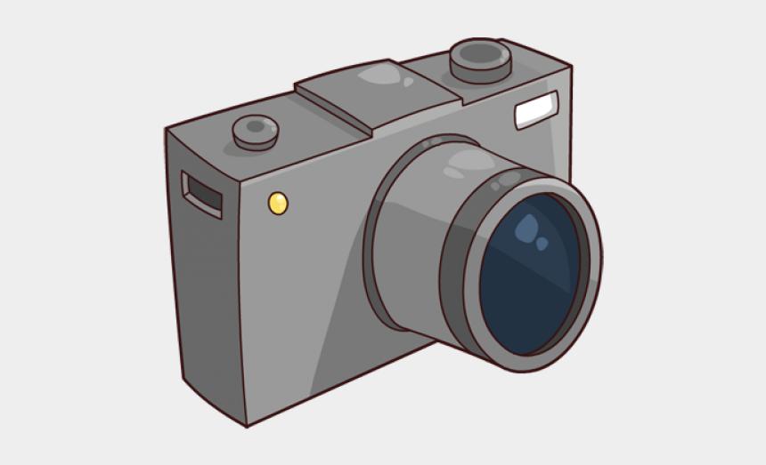 digital camera clip art, Cartoons - Digital Camera Clipart Vlog Camera - Camera Cartoon Transparent Gif