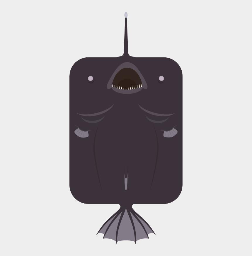 angler fish clip art, Cartoons - Illustration