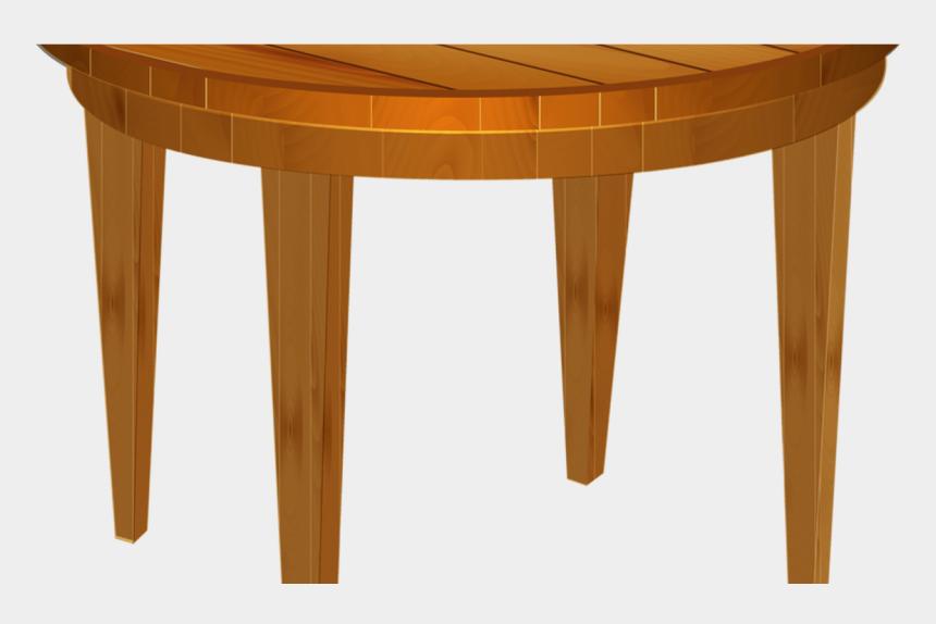 round clip art, Cartoons - Cartoon Wood Wooden Thing Round Png Carrie - Round Wooden Table Clipart