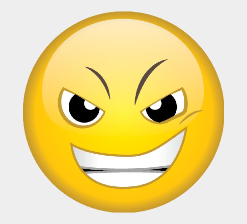 determination clip art, Cartoons - Emoticon Smiley Emoji Face - Determined Face Determination Emoji