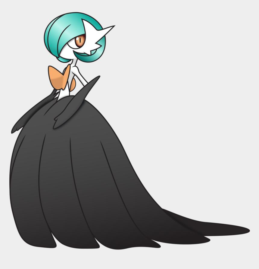 hair styling clip art, Cartoons - Cartoon,hairstyle,long Character,animation,clip Hair - Pokemon Mega Gardevoir Shiny