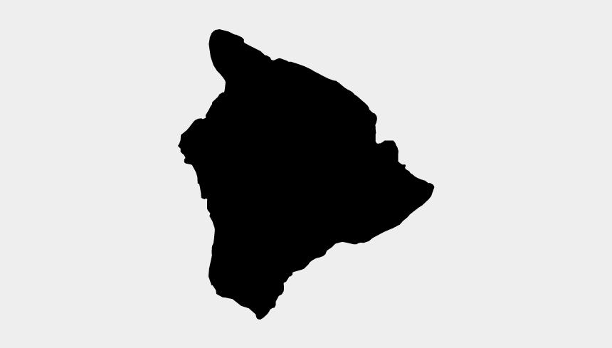hawaiian islands clipart, Cartoons - Hawaii Kahoolawe Map Stock Photography - Big Island Black And White