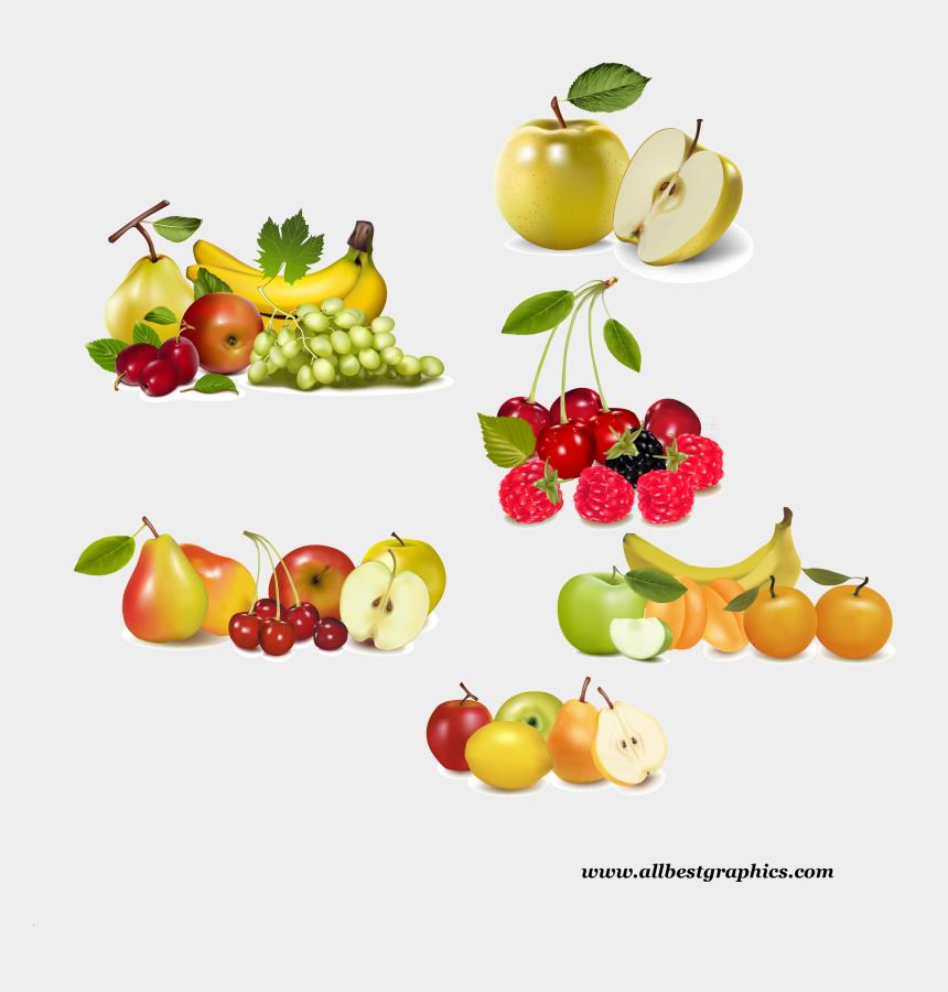 clipart pears, Cartoons - Free Fruit Border Clipart