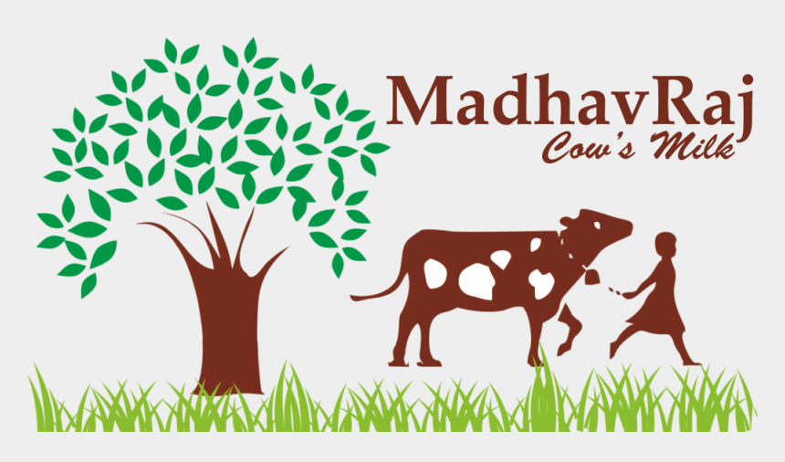 milking a cow clipart, Cartoons - Save Tree Save Earth Logo