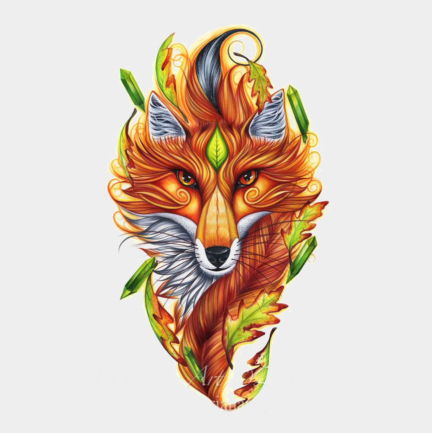 magic stars clip art, Cartoons - Art Symbol Fox Magic Drawing Hand-painted Clipart - Magical Foxes