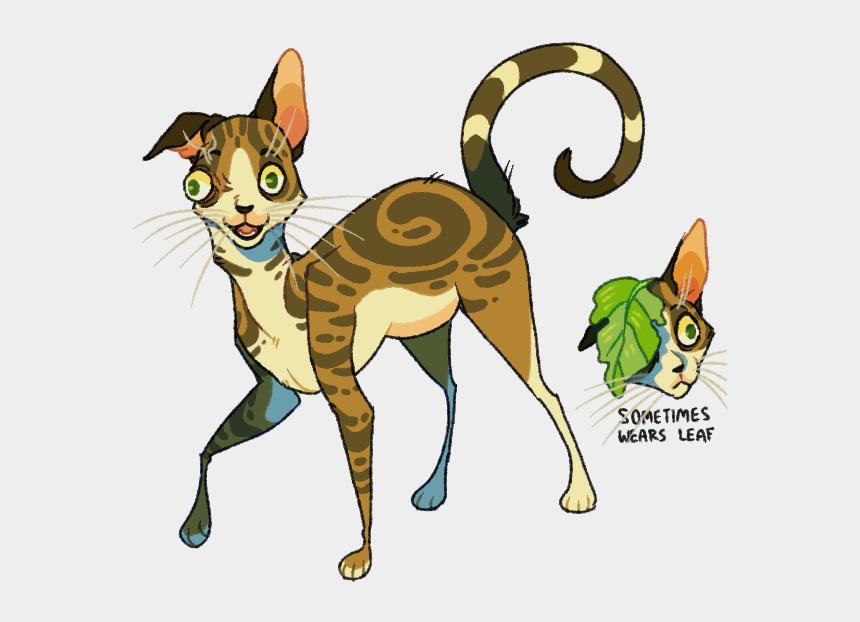 dog chasing cat clip art, Cartoons - Evil Warrior Cats Oc