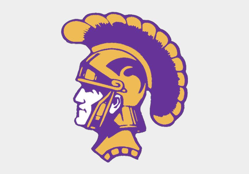 trojan head clip art, Cartoons - West Mcdowell Middle School Logo
