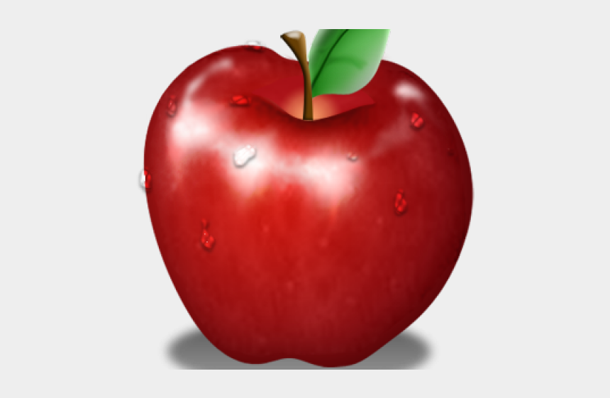 fruit clipart, Cartoons - Apple Fruit Clipart Transparent Background - Apple Image With Word