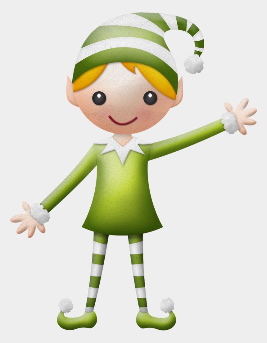 elf clipart, Cartoons - Elves Clipart North Pole - Christmas Elf