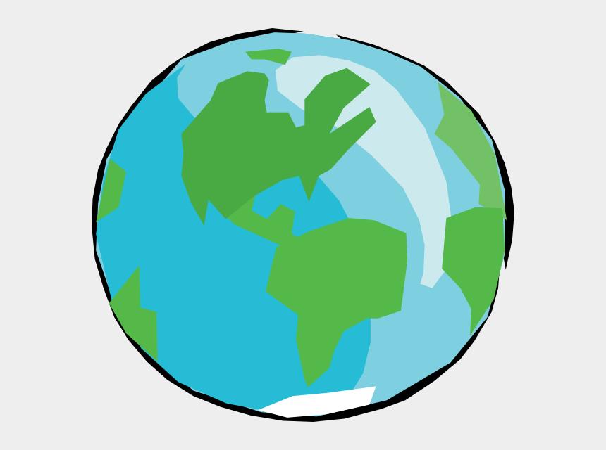 globe clipart, Cartoons - World Globe Clipart - Earth Globe Drawing Png