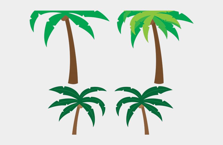plant clipart, Cartoons - Plant Clipart Banana Tree - Tropical Tree Clip Art