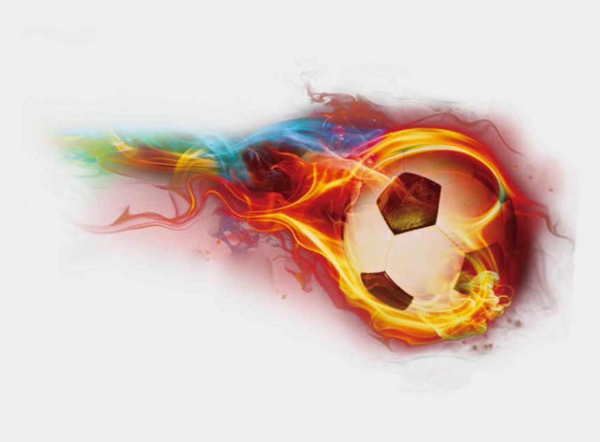 world clipart, Cartoons - Fifa Wallpaper Cup Fire Football Player World Clipart - Transparent Ball Fire Png