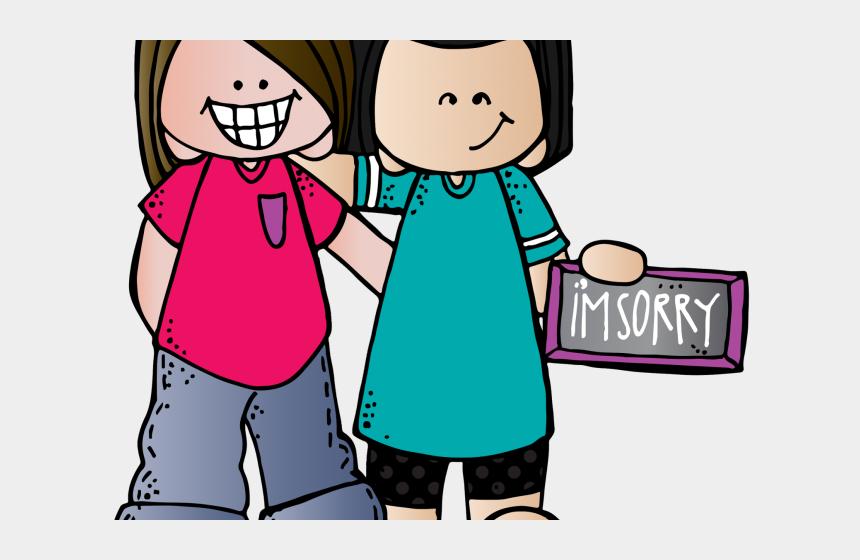 friends clipart, Cartoons - Friends Clipart Forgiving - Forgiveness For Kids