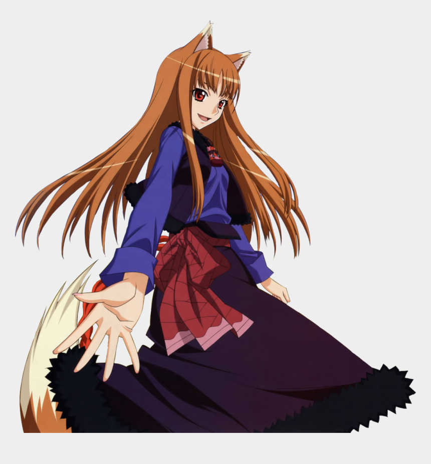 wolf clipart, Cartoons - Spice And Wolf Clipart Render - Spice And Wolf Png