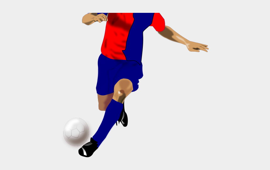 soccer clipart, Cartoons - Soccer Player Clipart - Soccer Player Png