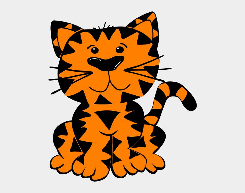 tiger clipart, Cartoons - Tiger Clip Art At Vector Clip Art Free - Tiger Clip Art Transparent Background
