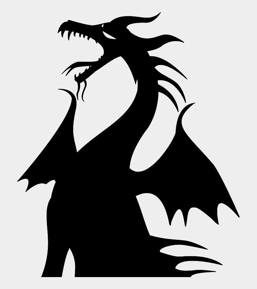dragon clipart, Cartoons - Silhouette Dragon - Clipart Best - Clipart Best - Jordan Peterson Slay The Dragon