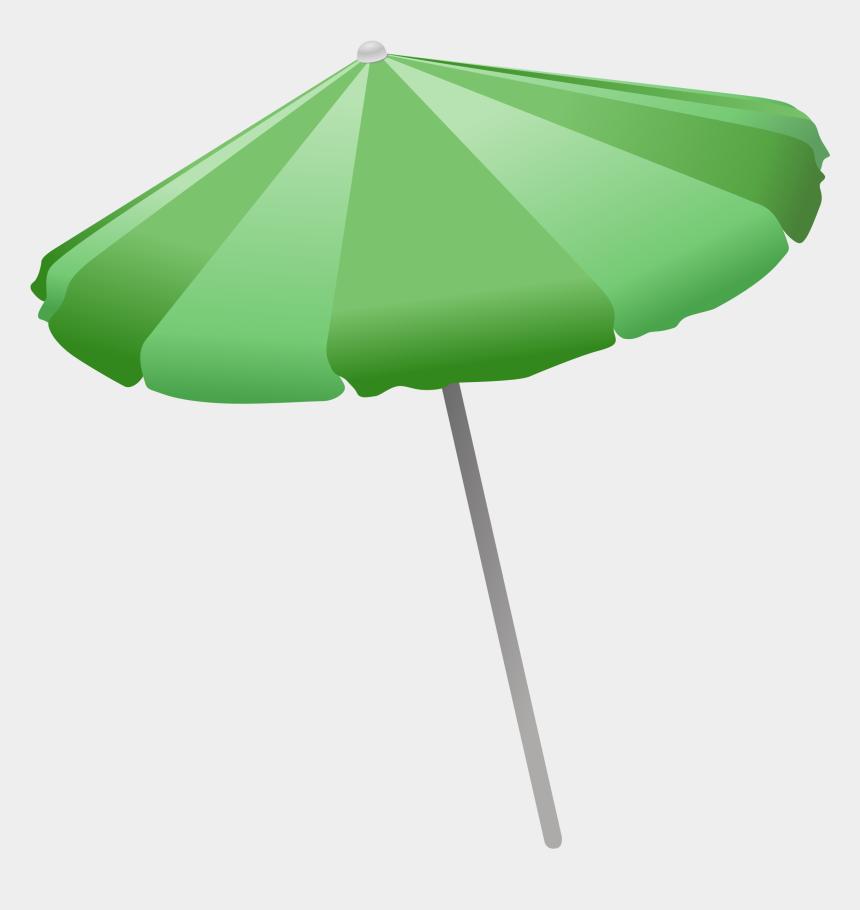 umbrella clipart, Cartoons - Beach Umbrella Clipart - Beach Umbrella No Background