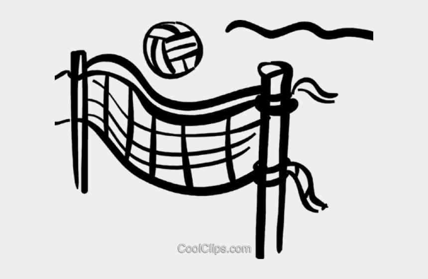 Volleyball Clipart Transparent Background - Transparent