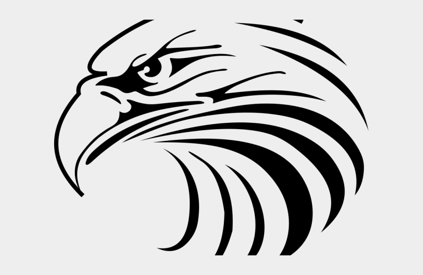 eagle clipart, Cartoons - Philippine Eagle Clipart - Eagle Head Vector Png