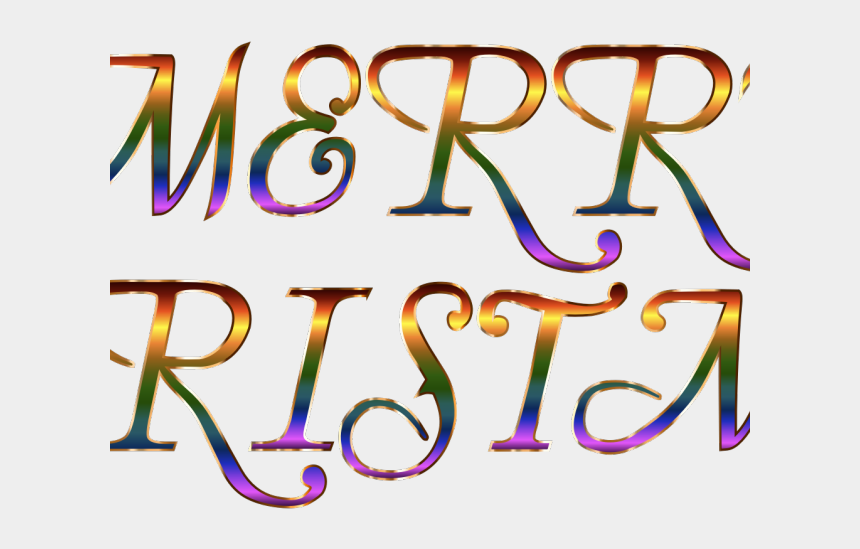 merry christmas clipart, Cartoons - Merry Christmas Clipart Gold - Merry Christmas Photos Without Background