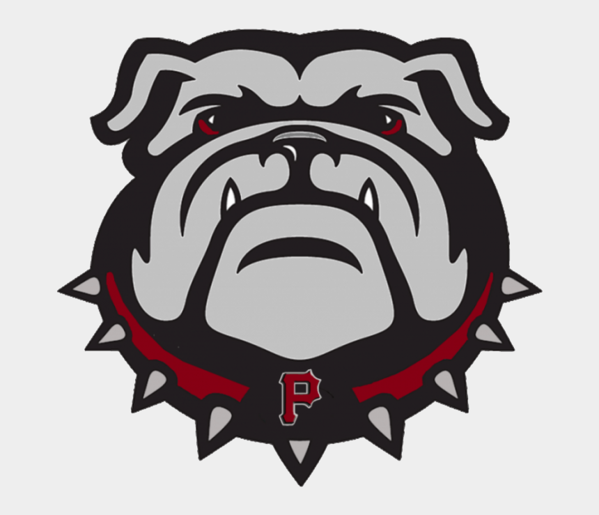 bulldog clipart, Cartoons - Team Home Palisade Bulldogs Sports Svg Royalty Free - Elizabeth Learning Center Logo