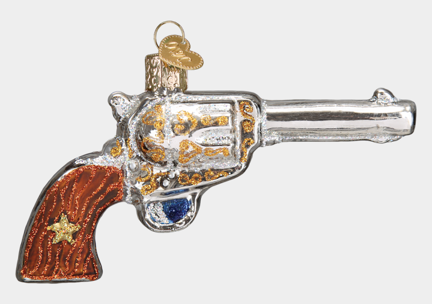 western revolver clip art, Cartoons - Western Gun Png - Trigger