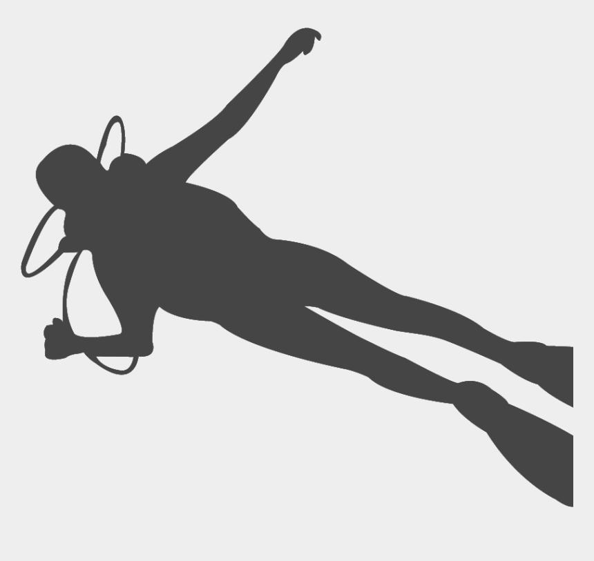 diving board clip art, Cartoons - Underwater Diving Scuba Diving Scuba Set Silhouette - Diver Silhouette Scuba Diver Vector Drawing