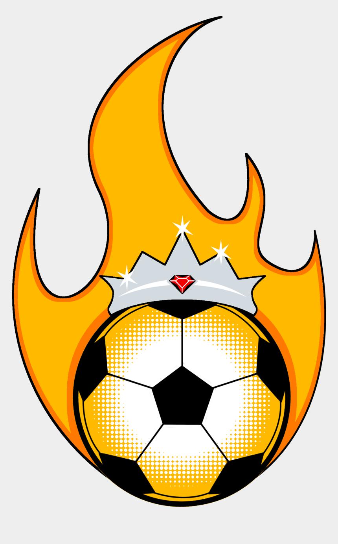 fire ball clip art, Cartoons - Soccer Ball Clip Art