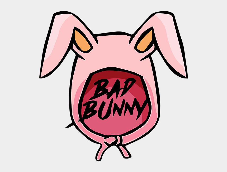 Logo De Bad Bunny Png Cliparts Cartoons Jing Fm