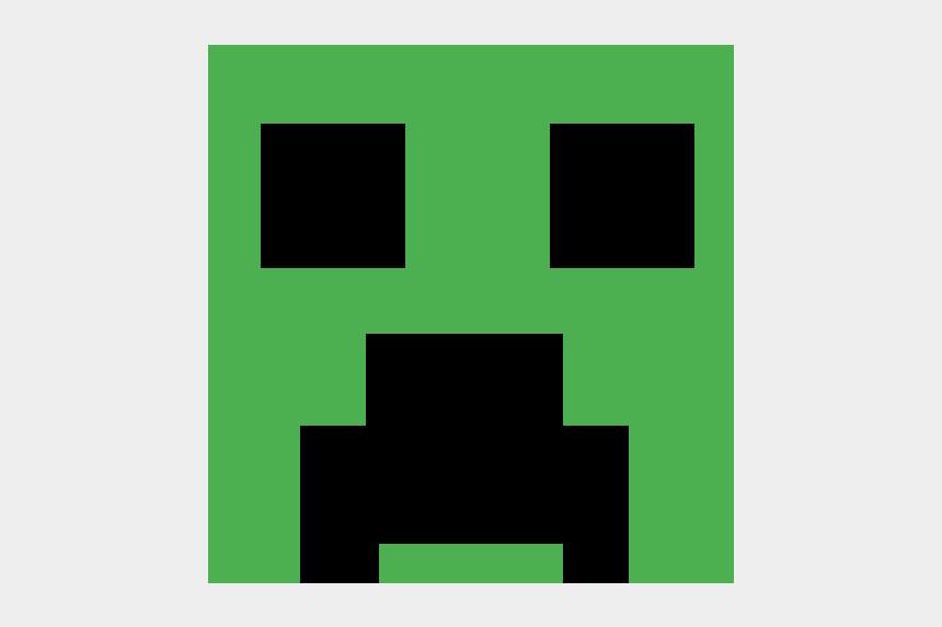 minecraft creeper clip art, Cartoons - Illustration