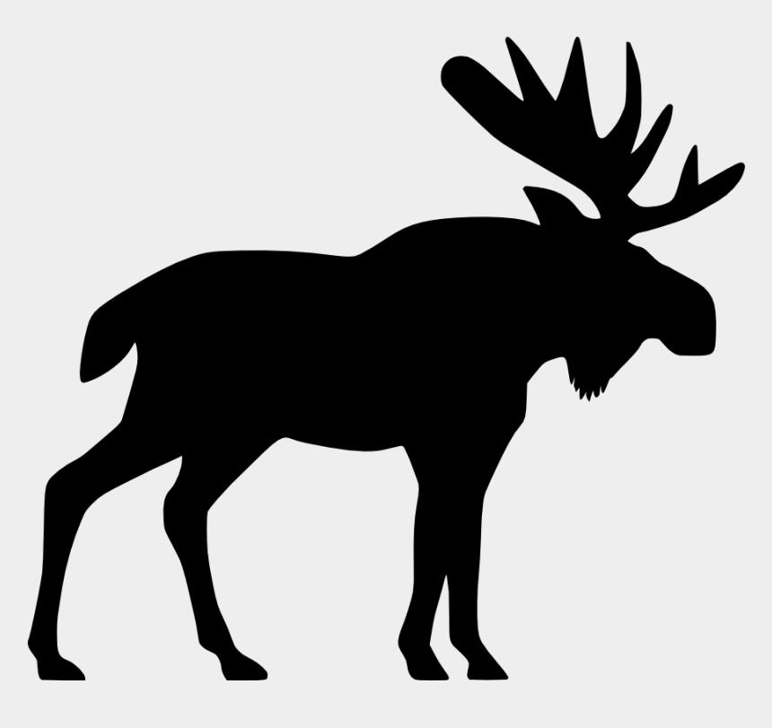 salt and pepper shakers clip art, Cartoons - Sweatshirt Moose Salt & Pepper Shakers Squirrel T-shirt - Moose Silhouette