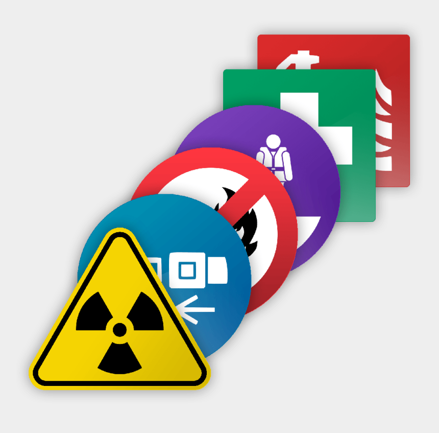 safety symbols clip art, Cartoons - Health And Safety Icons Pack Preview - Health And Safety Icon
