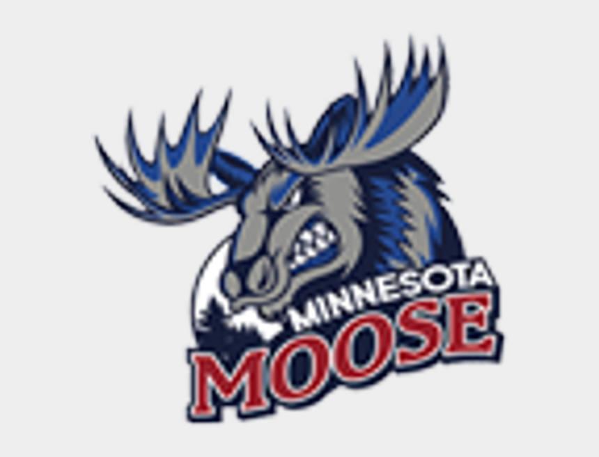moose head clip art, Cartoons - Minnesota Moose Hockey Usphl