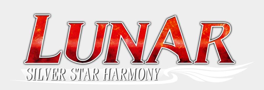 silver star clip art, Cartoons - Lunar Silver Star Harmony Png Logo
