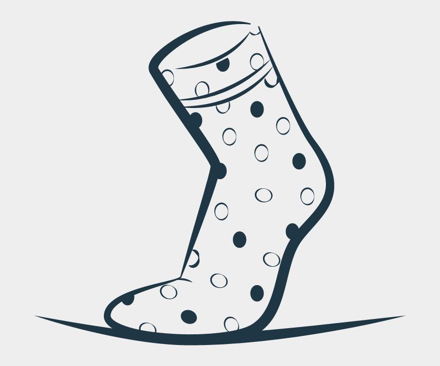 crazy socks clip art, Cartoons - Rain Boot