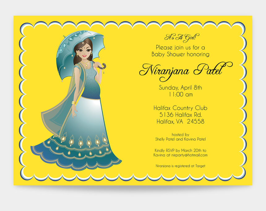 you are invited clip art, Cartoons - Baby Shower Invitation India