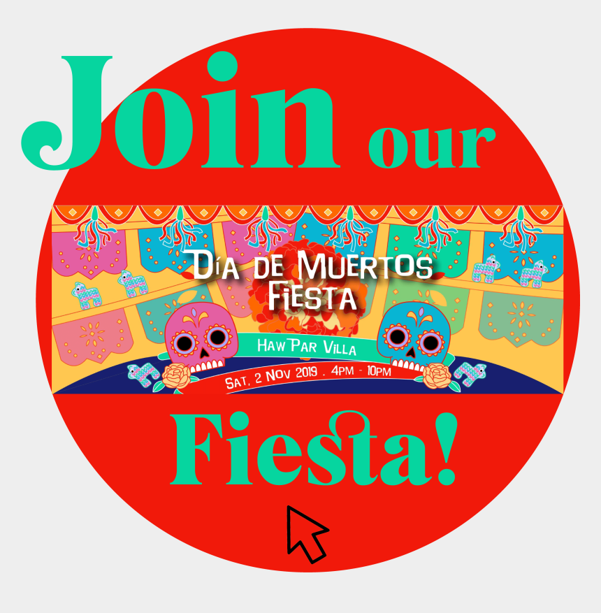 rosa parks clip art, Cartoons - Dia De Muertos Fiesta Haw Par Villa - Circle