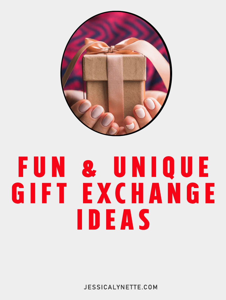 gift exchange clip art, Cartoons - Christmas Gift Exchanges Can Add A Fun Element To A - Poster