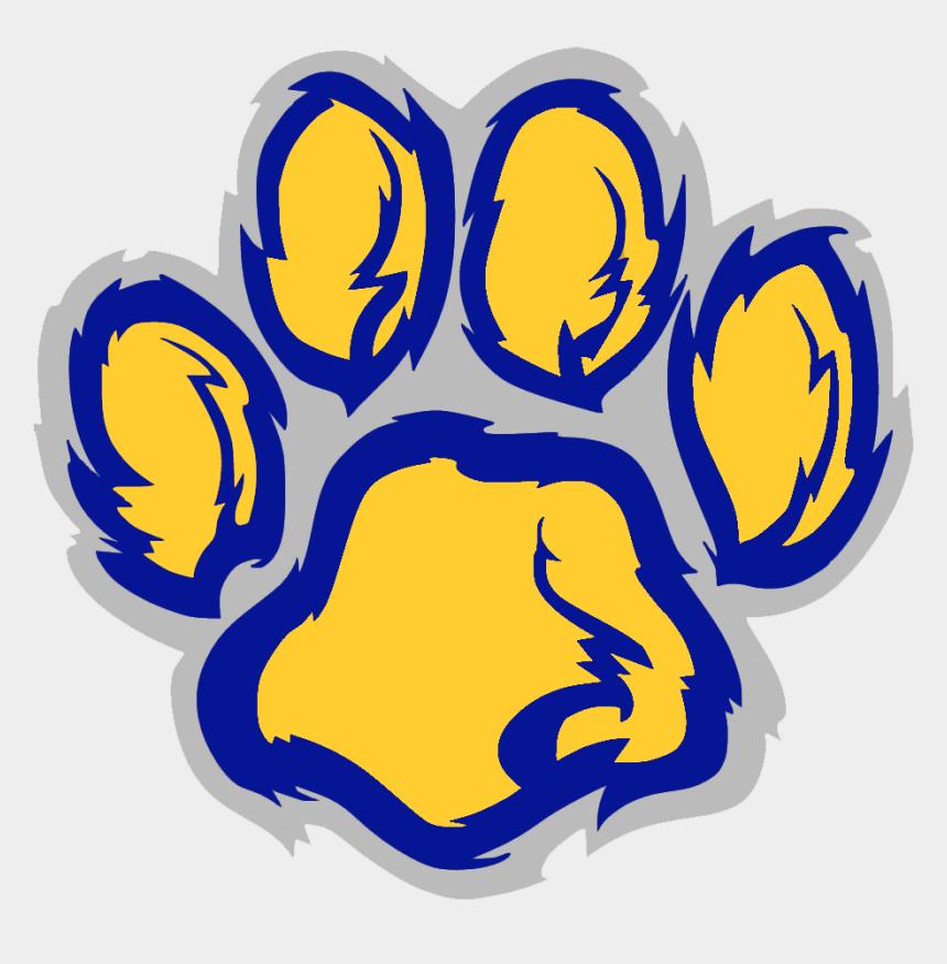 bobcat paw print clip art, Cartoons - West Nichols Hills Elementary - Morse High School Logo