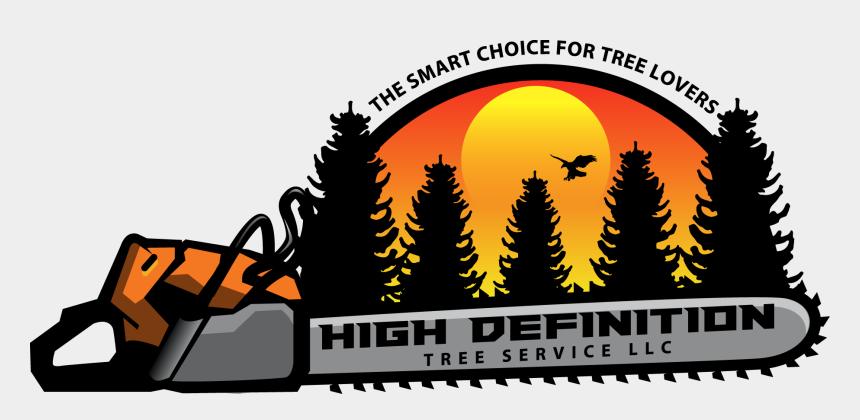 tree service clip art, Cartoons - High Definition Tree Service Llc - Tree Cutting Services Clipart
