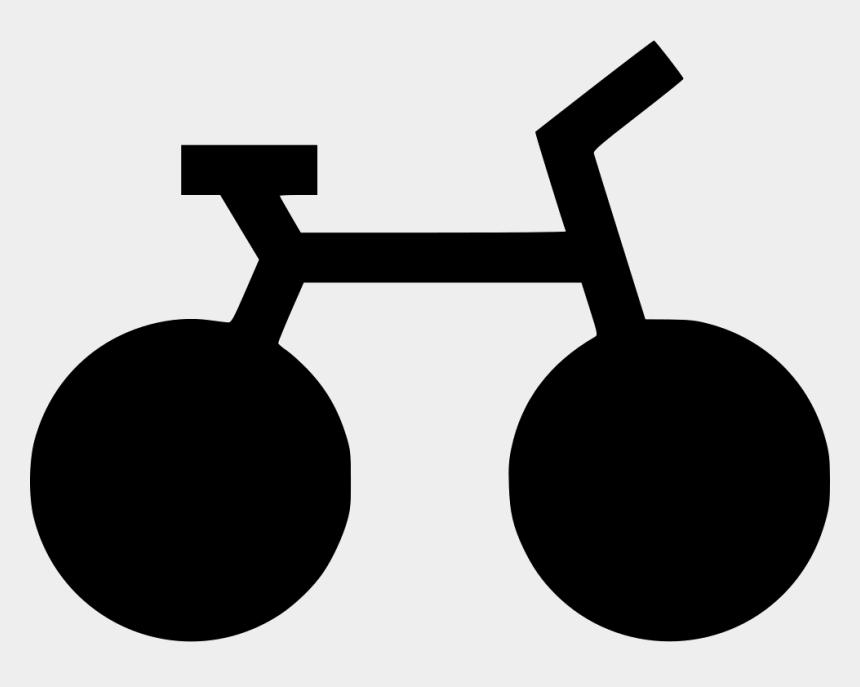 bike wheel clip art, Cartoons - Bicycle Clipart , Png Download