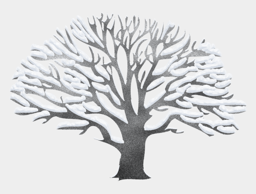 winter clipart, Cartoons - Winter Tree Ping Clipart Png Free Library - Winter Trees Clip Art